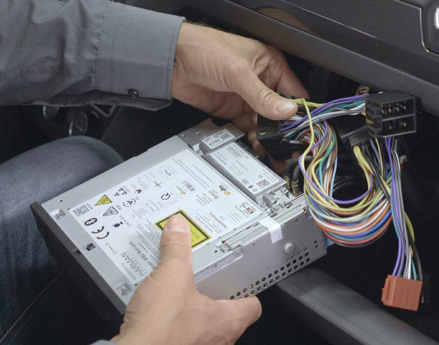 MATCH Plug and Play Audio Upgrade Step 1